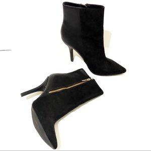 Jennifer Lope Vaquera ankle boots black sexy 10